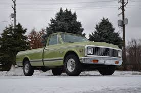 100 Cheyenne Truck 19KMile 1972 Chevrolet C30 Super Longhorn For Sale On BaT