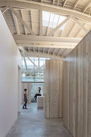 104 Bowstring Truss Design House With Roof By Works Partnership Architecture