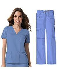 Ceil Blue Scrubs Sets by Amazon Com Quality Scrubs Scrub Sets Medical Clothing Shoes