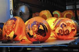 Roger Williams Pumpkin by Jack O Lantern Spectacular Draws Thousands To R I Zoo Hartford