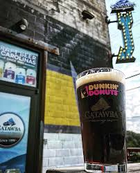 Dunkin Pumpkin Spice Donut by Dunkin U0027 Donuts Released Their Own Craft Beer And Of Course It U0027s