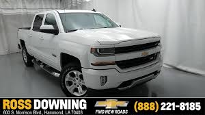 2018 Chevrolet Silverado 1500 For Sale In Hammond | New Truck For ...
