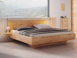 zirbenschlafzimmer mit zirbenbett valentina mit gravur