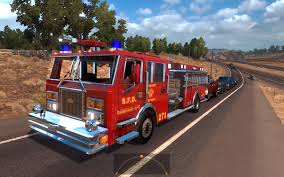 Two Fire Trucks In Traffic (with Siren And Flashing Lights) To ATS ... 1972 Ford F600 Fire Truck V10 Fs17 Farming Simulator 17 2017 Mod Simulator Apk Download Free Simulation Game For Android American Fire Truck V 10 Simulator 2015 15 Fs 911 Rescue Firefighter And 3d Damforest Games Fire Truck With Working Hose V10 Firefighting Coming 2018 On Pc Us Leaked 2019 Trucks Idk Custom Cab Traing Faac In Traffic Siren Flashing Lights Ets2 127xx Just Trains Airport Mods Terresdefranceme