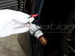 diy front and rear led turn signal bulbs scion fr s forum