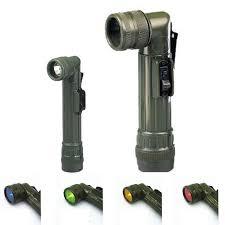 militaire tactique le de poche focus portable led torche flash
