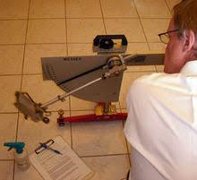 floor slip resistance testing