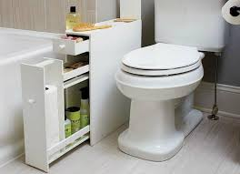 Narrow Bath Floor Cabinet by Best 25 Narrow Bathroom Cabinet Ideas On Pinterest How To Fit A