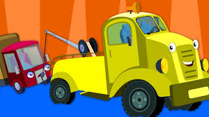 100 Truck Song The Wheels On The Tow Truck Nursery Rhymes Kids Songs Vehicles