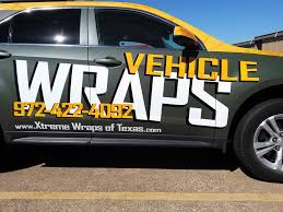 Xtreme Wraps Of Texas | We Drive Business To Your Door!