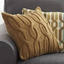 Restuffing Sofa Cushions Leicester by 41 Best Cable Knit Pillows Images On Pinterest Knit Pillow