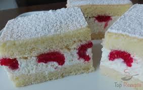 express blechkuchen mit quark und himbeeren