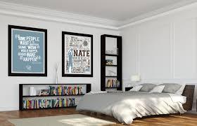 100 Michael Jordan Bedroom Set Basketball Typography Quote Print PrintChicks