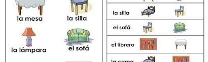 Spanish Los Muebles Furniture
