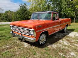 1969 Ford F100 For Sale | ClassicCars.com | CC-1035047