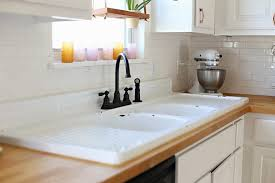 Top Mount Farmhouse Sink Stainless by Kitchen Sinks Adorable Black Apron Front Sink Top Mount Apron