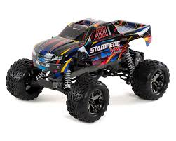 Traxxas Stampede VXL Brushless 1/10 RTR 2WD Monster Truck (Rock N ... Tra560864blue Traxxas Erevo Rtr 4wd Brushless Monster Truck Custom Jam Bodies The Enigma Behind Grinder Advance Auto 2wd Bigfoot Summit Silver Or Firestone Blue Rc Hobby Pro 116 Grave Digger New Car Action Stampede Vxl 110 Tra36076 4x4 Ripit Trucks Fancing Sonuva Rcnewzcom Truck Grave Digger Clipart Clipartpost Skully Fordham Hobbies 30th Anniversary Scale Jual W Tqi 24ghz