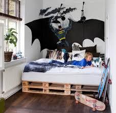 Diy Pallet Furniture Ideas Bed Teenager Boy Room