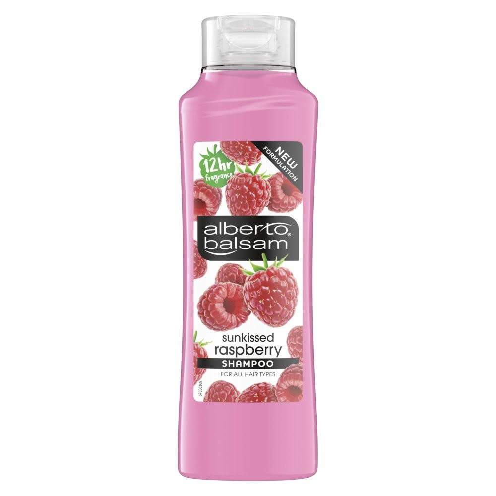 Alberto Balsam Sunkissed Raspberry Shampoo - 350ml