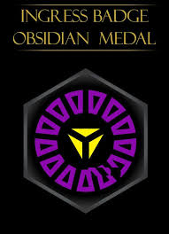 Ingress Heatsink Force Amp by Ingress Badge Medal Obsidian Jpg V U003d1475060412