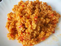 cuisiner le boulgour bulgur cuisiné à la turque july et plaisirs