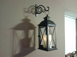 sconce indoor lantern wall sconce candle franklin iron works