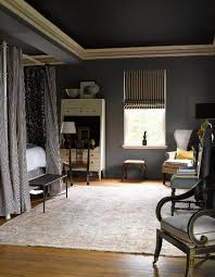 Taupe And Black Living Room Ideas by How To Decorate With Chic Gray Oushak Rugs And Taupe Black And Red