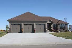 Steel Overlay Garage Doors from Midland