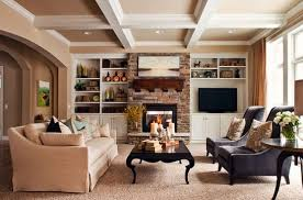 Living Room Ideas With Fireplace And Tv a Frique Studio