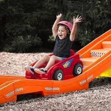 Step2 Roller Coasters Wagons U0026 by Step2 Wheels Extreme Thrill Roller Coaster Null