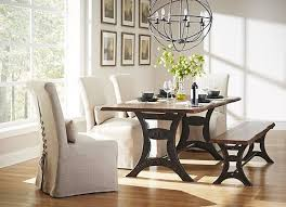 river city dining table havertys