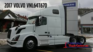 2017 Volvo Truck VNL670 Tandem Axle Sleeper New Truck For Sale ...