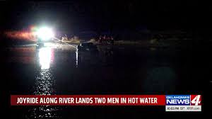 100 Two Men And A Truck Lincoln Ne Rescued After Truck Becomes Stuck In North Canadian River KFORcom