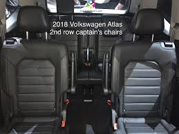 Dodge Durango Captains Chairs by 100 Suvs With Captains Chairs 2018 2018 Volkswagen Atlas