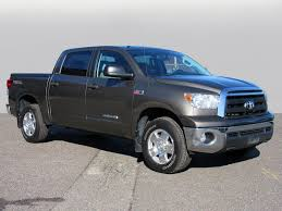 100 Toyota Tundra Trucks PreOwned 2010 4WD Truck Crew Cab Pickup In West