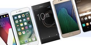 Top Smartphones of 2017