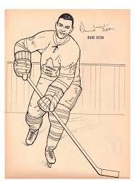More Images Of Toronto Maple Leafs Coloring Pages
