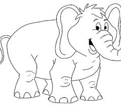 Elephant Colouring Pages Coloring Tumblr Google Yahoo Imgur For Kid