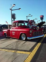 100 Big Truck Mafia 1956 Chevy With A TwinSupercharged V8 Engine Swap Depot