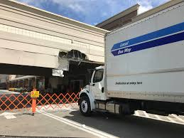 Don't Return Your Penske Truck Rental Under The Contractor Canopy ...