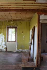 Sheetrock Over Ceiling Tiles by Demolition Phase Iii We Struck Gold The Popcorn Ceilings Get