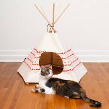 Cat Tipis Cat Beds for the Fancy Feline