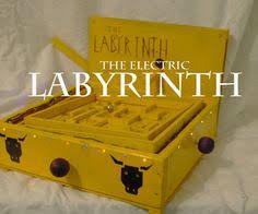 Electric Labyrinth A DIY Arcade Game