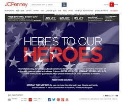 JCPenney 20% Off Discount For Military (coupon + Military ID ...