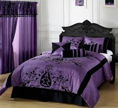 Bedroom Decor 30 Collection Of Modern Purple Ideas Cool Intended For