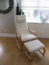 Poang Rocking Chair For Nursing by Ikea Glider Chair Poang Home Chair Decoration