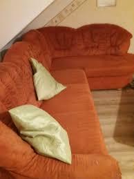 sofa gebraucht l form ausziehbar wohnzimmer