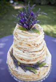 Pics For Wildflower Wedding Cake