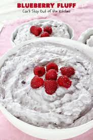 Pumpkin Fluff Recipe Cool Whip by Blueberry Fluff Can U0027t Stay Out Of The Kitchen