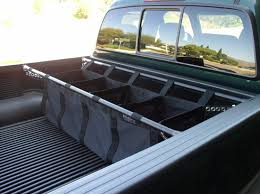 Full Size Pickup Truck Bed Organizer